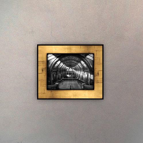 Placa Arquitectura Gold