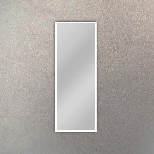 Espejo Alargado Blanco