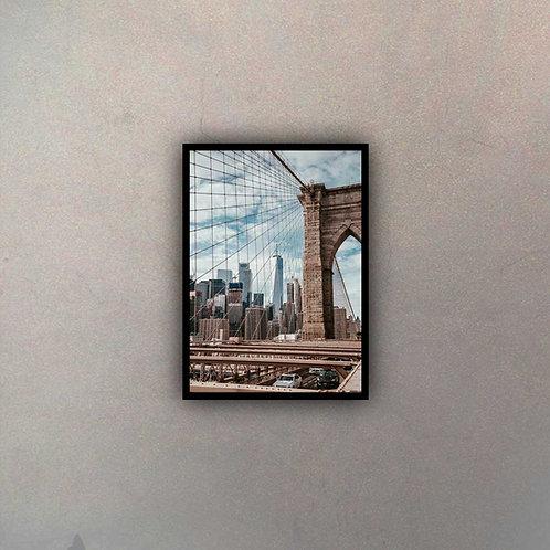 Brooklyn Bridge Color