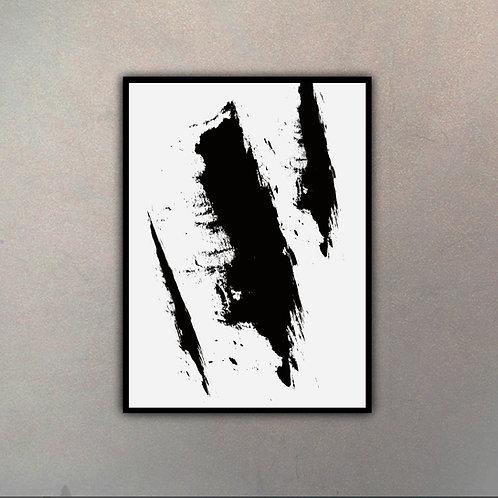 Abstracto de Autor II (Canvas)