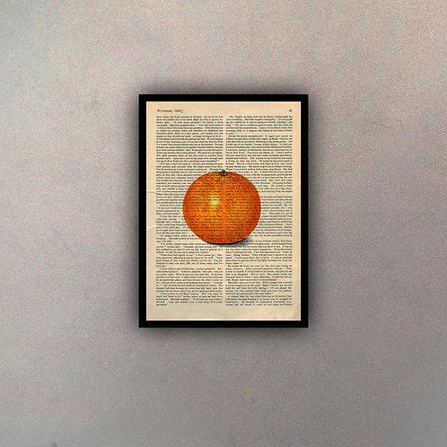 Mandarina Fondo Vintage