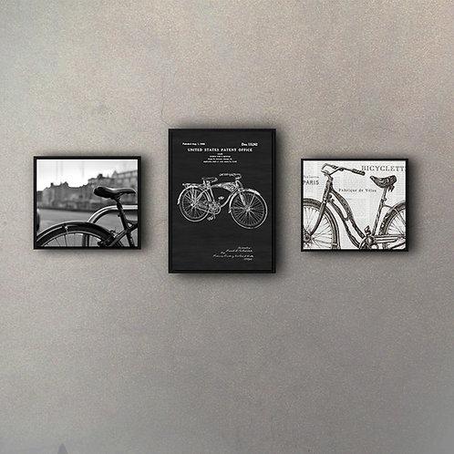 Combo Bicicletas (3 Cuadros)