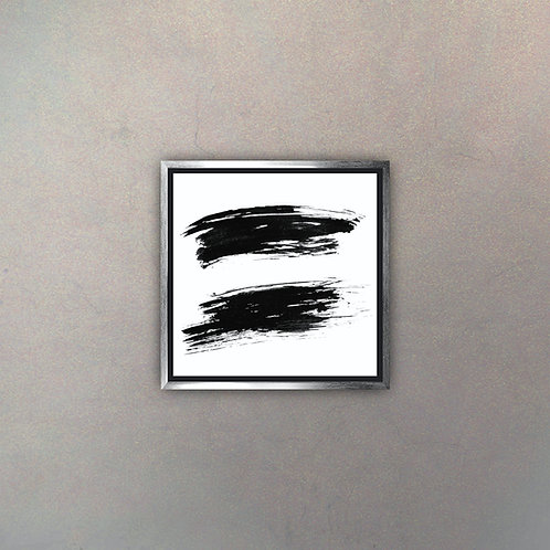 Pinceladas Modernas I (Canvas)