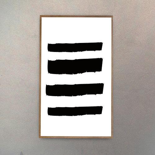 Abstracto de Autor XII (Canvas)