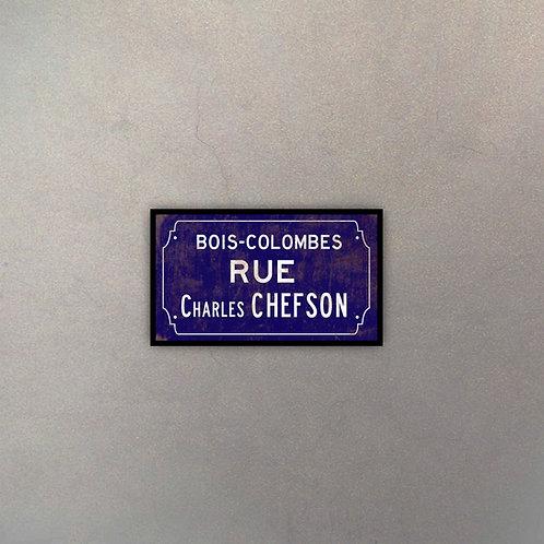Rue Charles Chefson