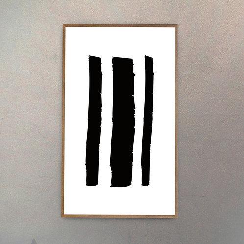 Abstracto de Autor XIII (Canvas)