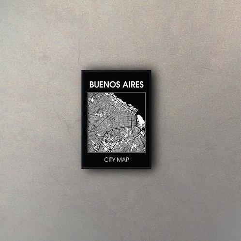 Plano Ciudad de Buenos Aires II