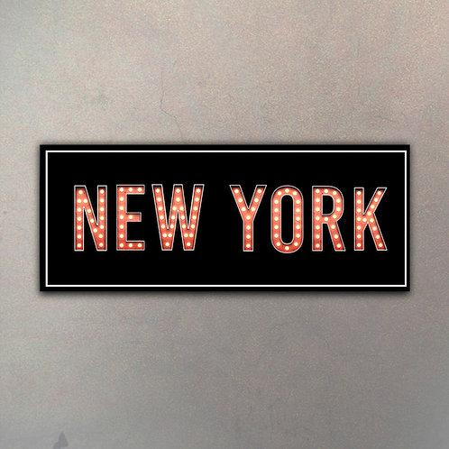 Marquesina NYC Gigante