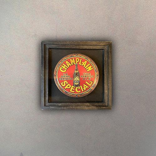 Cuadro Publicidad Vintage Cerveza