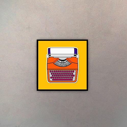 Máquina De Escribir POP