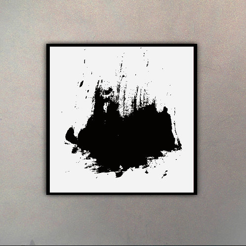 Abstracto de Autor IV (Canvas)