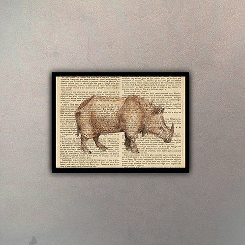 Rhino Fondo Vintage