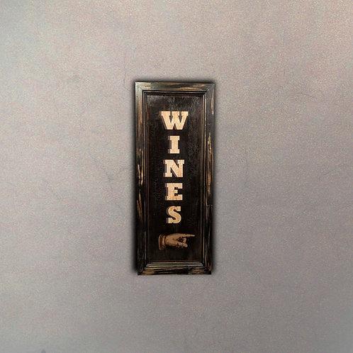 """Cartel """"Wines"""" Gigante"""