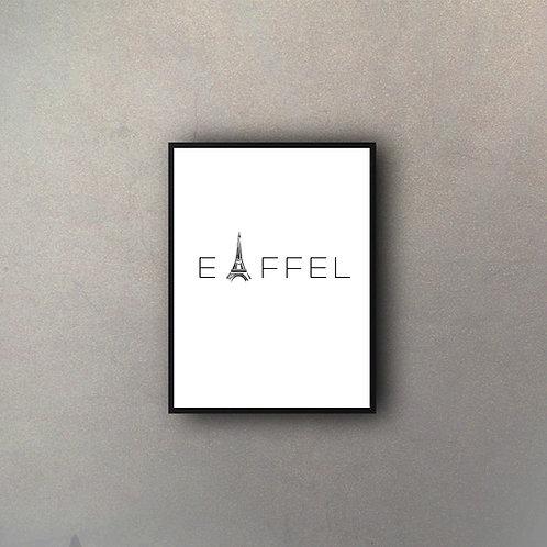 Tipografía Eiffel