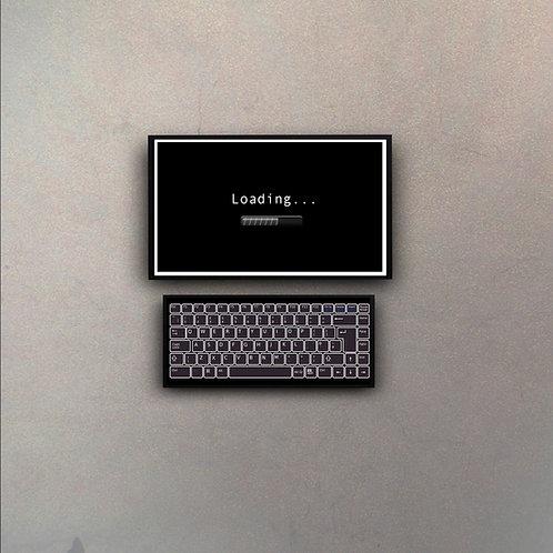 Set Computadora (2 Cuadros)