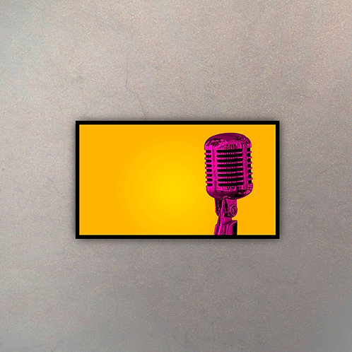 Micrófono POP
