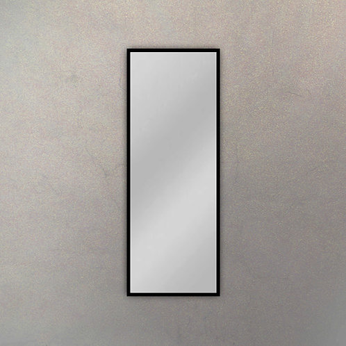 Espejo Alargado Negro
