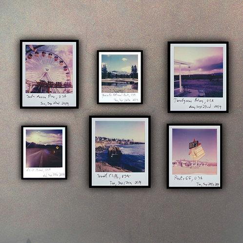 Combo Polaroid (6 Cuadros)