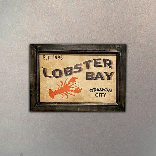"""Cartel """"Lobster Bay"""""""
