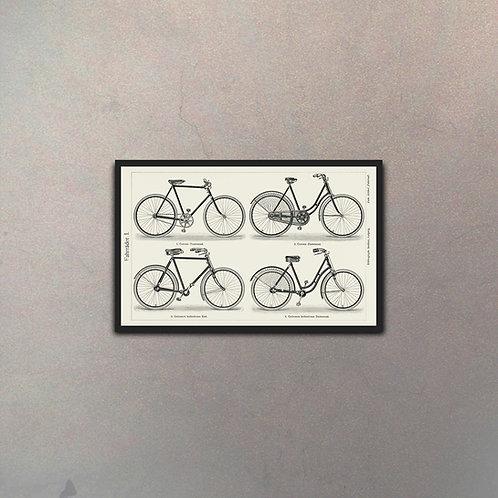 Bicicletas Classic