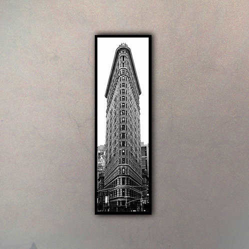 Edificio Flatiron Gigante