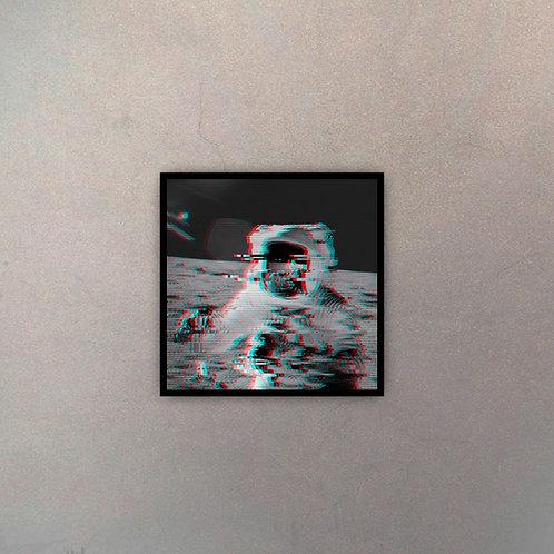 Astronauta Glitch