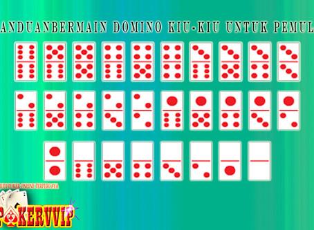 Panduan Bermain Domino qq online Untuk Pemula