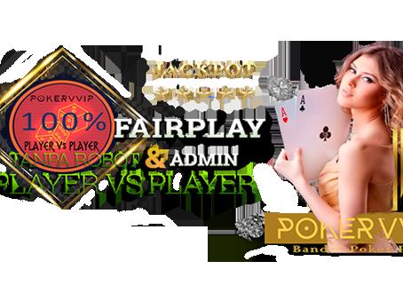 Situs Judi Poker Online Indonesia Favorit Pokervvip