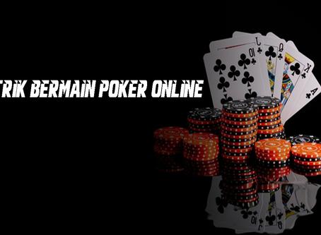 Trik Terbaik Menang Poker Dan Dominoqq Online