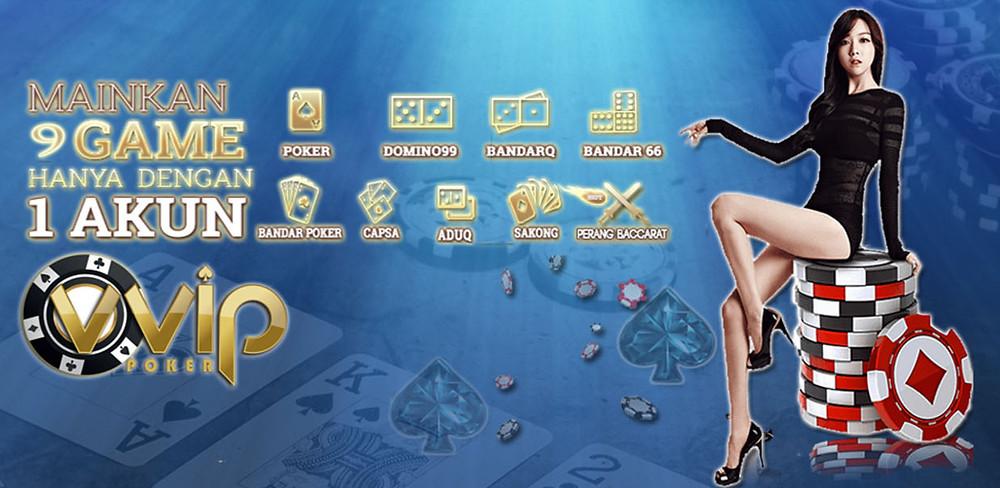 pokervvip merupakan agen poker online dan juga situs judi poker online terpercaya di indonesia dengan minimal deposit hanya 10 rb