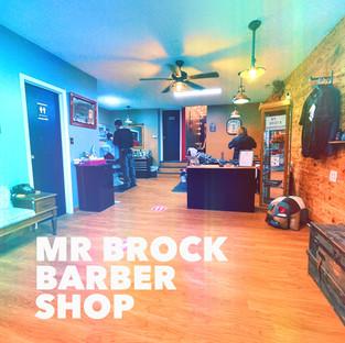 Mr Brock Barber Shop