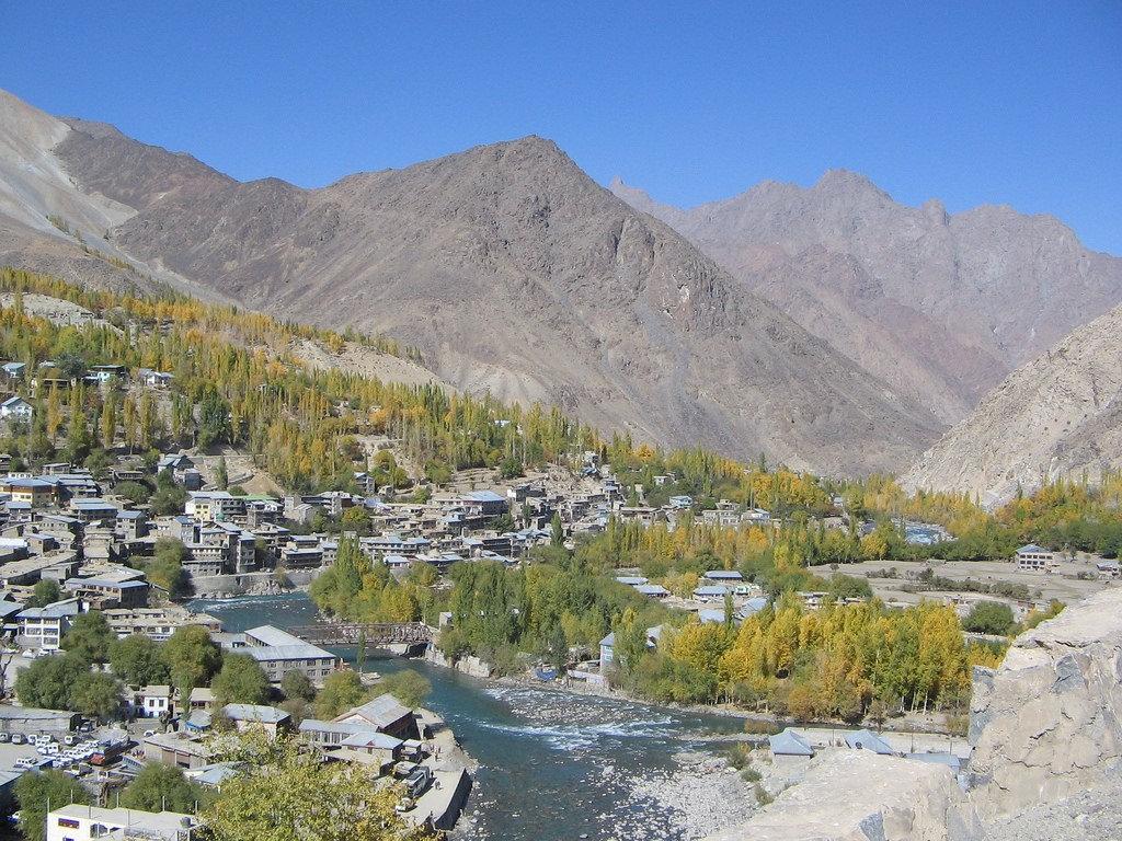 Kargil Town