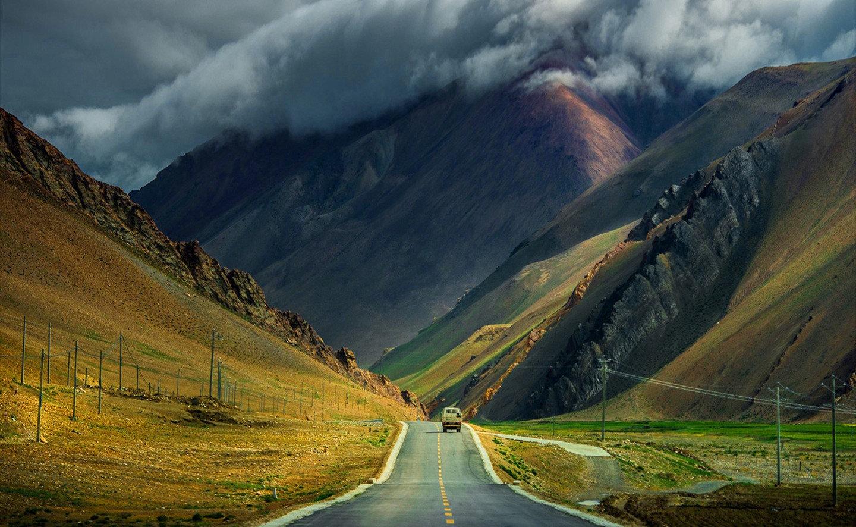 Ladakh via Kashmir
