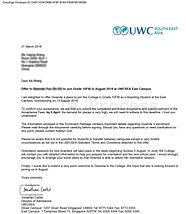 UWC留学