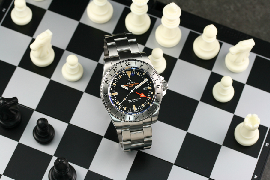 OceanX Sharkmaster GMT111