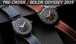 Pre-Order : New Boldr Odyssey