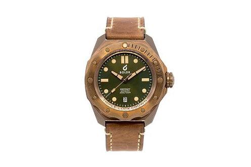 Odyssey Bronze Green