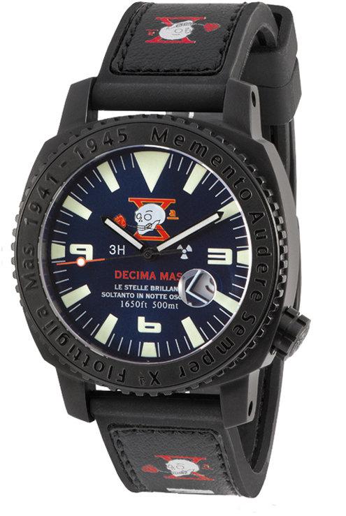 Scafomaster 500 mt Decima Flottiglia MAS (Blue)