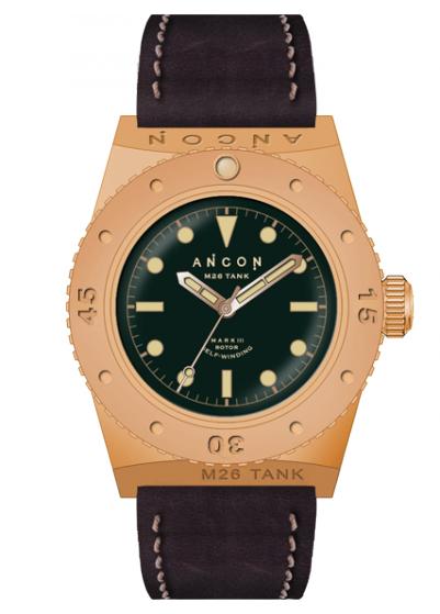 MK306 (Green Dial)