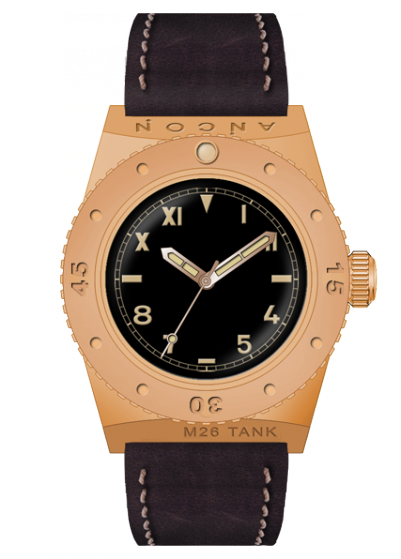 MK302 (Black Dial)