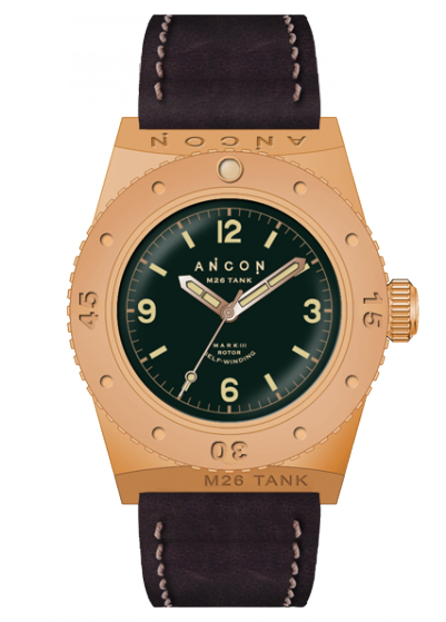 MK304 (Green Dial)