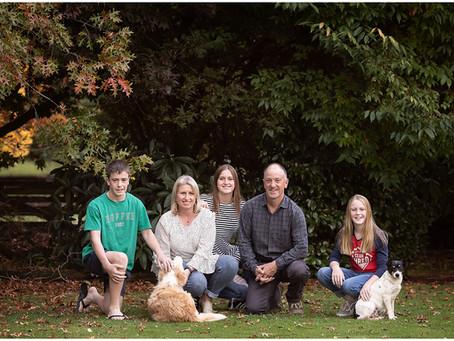 Nicholson Family Portraits ~ Gore