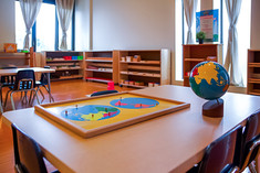 Little Valley Montessori Teaches the wor