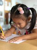 Little Valley Montessori girl