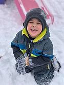 Little Valley Montessori boy