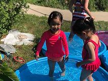 Litte Valley Montessori girl 3