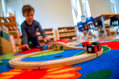 Little Valley Montessori Train