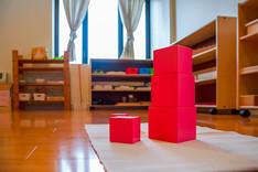 Little Valley Montessori Pink Tower