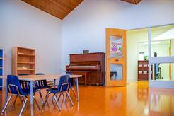 Little Valley Montessori Class Entrance