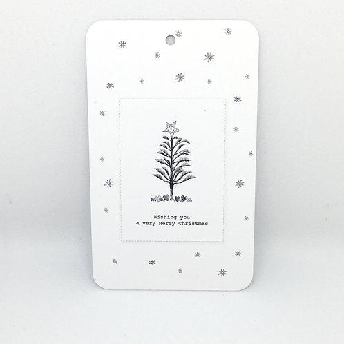 'AUSTRALIANA CHRISTMAS TREE' - Gift Tags & Greeting Cards
